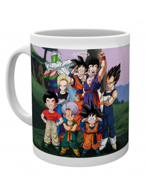 Taza Dragon Ball 30 Aniversario