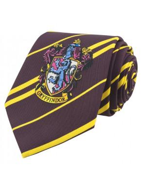 Corbata Harry Potter Escudo Gryffindor