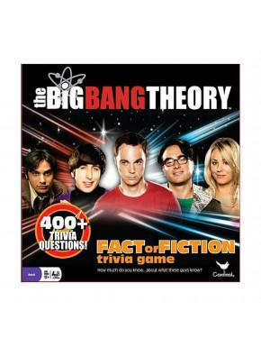 Trivial Big Bang Theory Edición Inglés