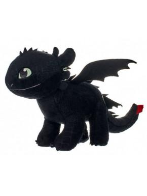 Peluche Desdentado Cómo entrenar a tu dragón Brilla en la oscuridad 32 cm