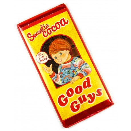 Chocolate Good Guys Chucky
