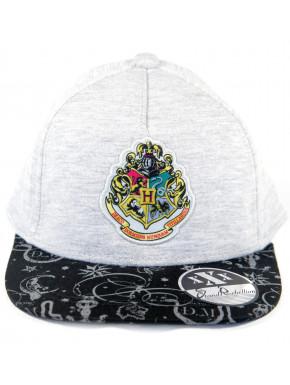 Gorra Harry Potter Hogwarts Gris