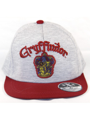 Gorra Harry Potter Gryffindor Gris