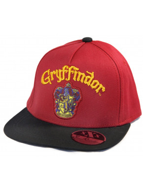 Gorra Harry Potter Gryffindor Granate