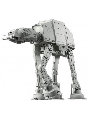 Maqueta Escala 1:144 AT-AT Star Wars 3D