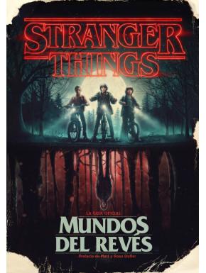 Guía Oficial Stranger Things Mundos del Revés
