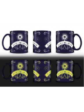 Set de Tazas Glow in the Dark Harry Potter