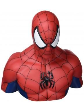 Hucha Busto Spiderman Marvel 20 cm