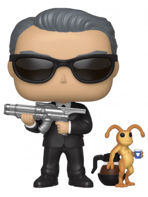 Funko Pop! Men in Black Agente K & Neeble