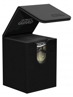 Caja para cartas tamaño estándar Negro