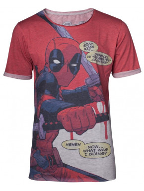 Camiseta Deadpool Cómic