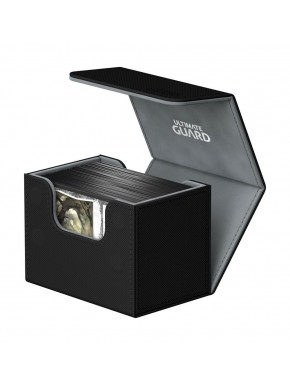 Caja para cartas tamaño estándar Negro SideWinder
