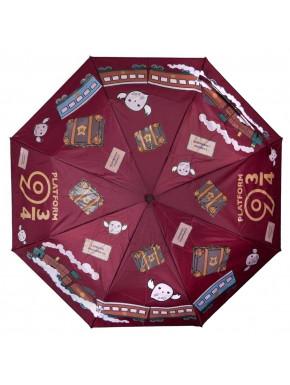 Paraguas Plegable Andén 9 3/4
