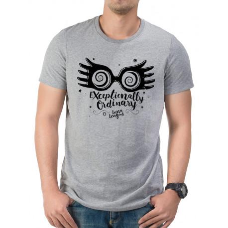 Camiseta Luna Lovegood Harry Potter