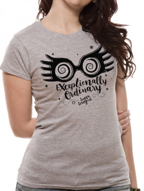 Camiseta Chica Luna Lovegood Harry Potter