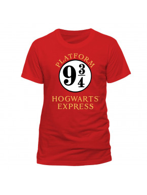 Camiseta Hogwarts Express Harry Potter