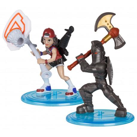 Set de Figuras Black Knight & Triple Threat Fortnite