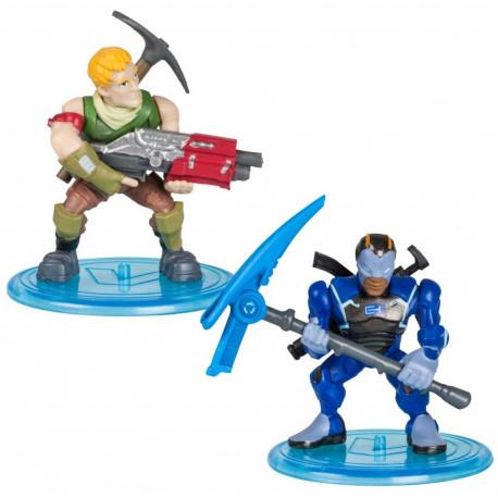 Set de Figuras Carbide & Sgt. Jonesey Fortnite