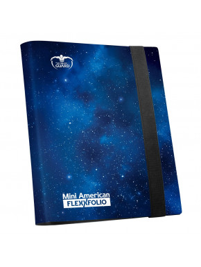 Carpeta para cartas Mini American Ultimate Guard Mystic Space