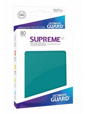 Fundas de cartas tamaño estándar Verde Ultimate Guard