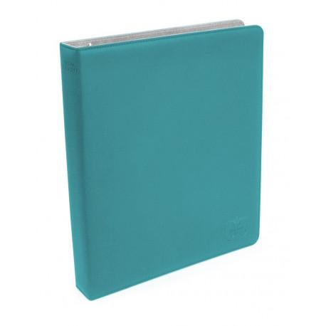 Álbum para cartas Ultimate Guard Coleccionista Slim Verde azulado
