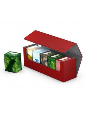 Caja 400 cartas estándar Rojo Ultimate Guard