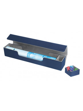 Estuche para tapete y dados Ultimate Guard Azul