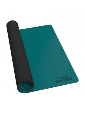 Tapete para juegos de mesa Edición Deluxe Verde Azulado Ultimate Guard