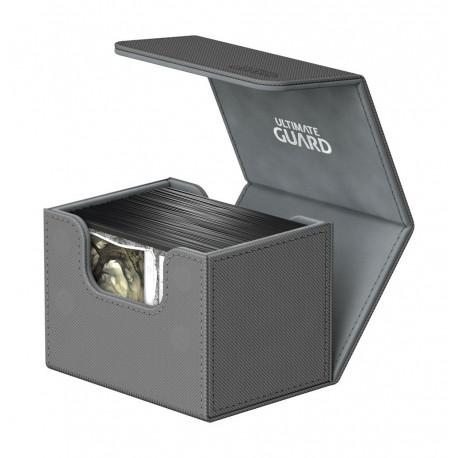 Caja para cartas estándar Gris Side Winder & Trade Ultimate Guard 100