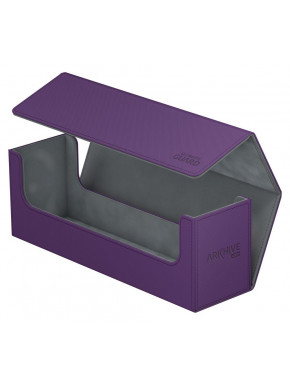 Caja de cartas estándar Ultimate Guard Morado 400