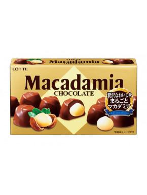Bolitas de Chocolate y Macadamia Lotte