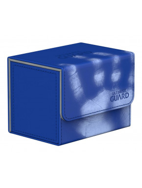 Caja para cartas estándar Azul Winder & Trade Ultimate Guard 80