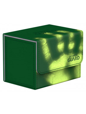 Caja para cartas estándar Verde Winder & Trade Ultimate Guard 80