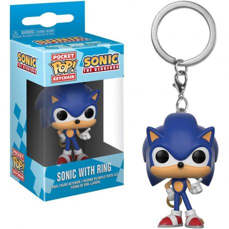 Llavero mini Funko Pop! Sonic