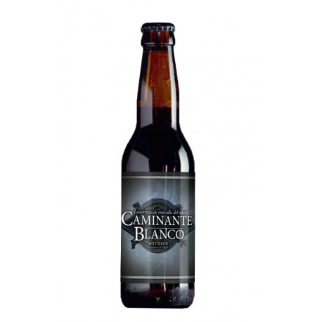 Cerveza Artesana Caminante Blanco 33 cl