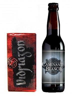 Pack Cerveza y Chocolate Juego de Tronos
