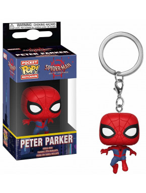 Llavero mini Funko Pop! Spiderman