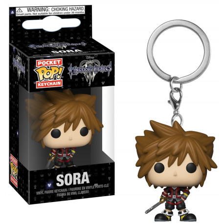 Llavero mini Funko Pop! Sora Kingdom Hearts