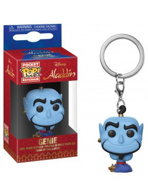 Llavero mini Funko Pop! Genio Aladdin Disney