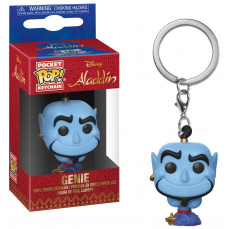 Llavero mini Funko Pop! Genio Aladdin Disney