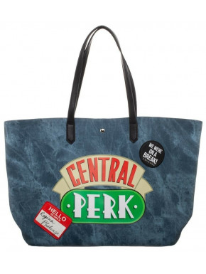 Bolso de Asas Friends Central Perk