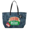 Saco Central dos Amigos Perk Tote