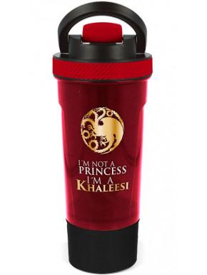 Botella Shaker Khalessi Daenerys Juego de Tronos