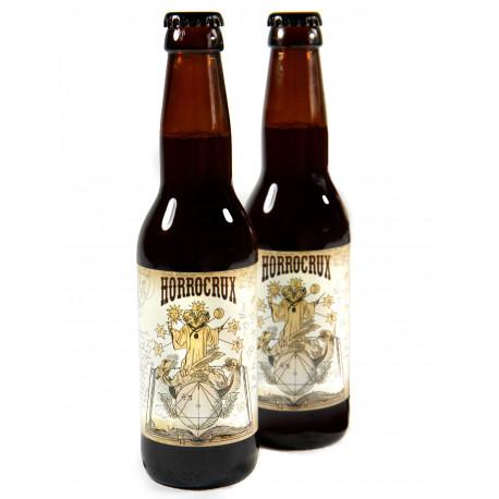 Duo de Cervezas de Mantequilla con Alcohol Horrocrux Harry Potter