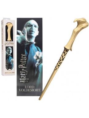 Varita Mágica y Marcapáginas Lord Voldemort