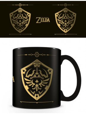 Taza Zelda Escudo Hyliano