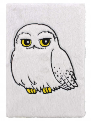 Libreta Premium Hedwig Harry Potter