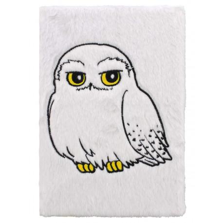 Libreta Premium Hedwig Harry Potter