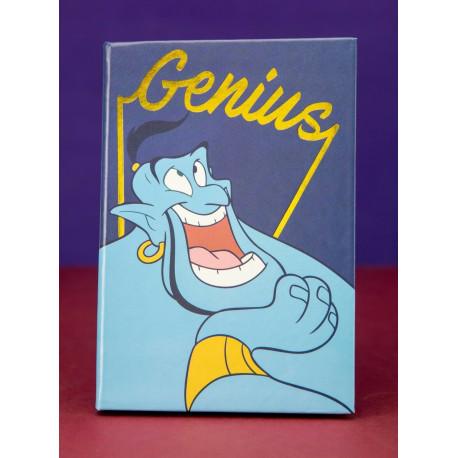 Libreta Genio Aladdin Disney