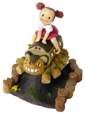 Figura Mei en Gatobus Ghibli